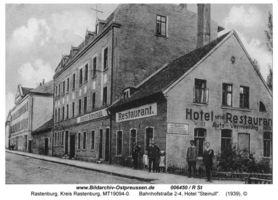 Rastenburg, Stadt, Kreis Rastenburg Bahnhofstraße 2-4