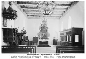 Gudnick Kr. Rastenburg, Kreis Rastenburg