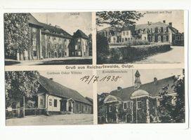 Reichertswalde, Kreis Mohrungen
