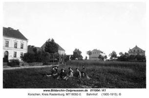 Korschen, Kreis Rastenburg