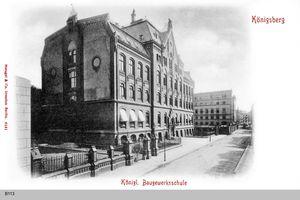 Königsberg (Pr.), Stadtkreis Königsberg Schönstraße 12