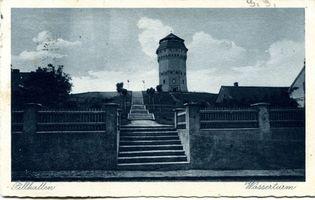 Schloßberg, Kreisstadt, Kreis Schloßberg