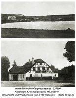 Kaltenborn, Kreis Neidenburg