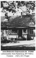 Leitnerswalde, Kreis Rastenburg