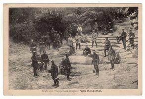 Rosenthal Kr. Samland, Gem. Fischhausen, Kreis Samland