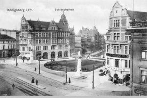Königsberg (Pr.), Stadtkreis Königsberg Münzplatz