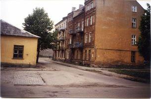 Tilsit, Stadt, Stadtkreis Tilsit Kossinnastraße