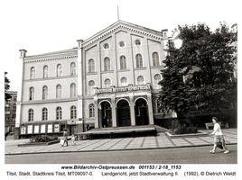 Tilsit, Stadt, Stadtkreis Tilsit Angerpromenade 19