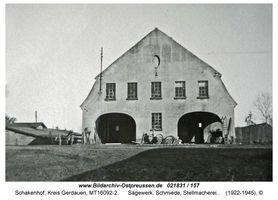 Schakenhof, Kreis Gerdauen