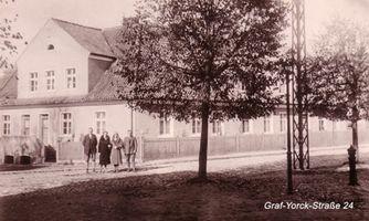 Johannisburg, Kreis Johannisburg Graf-Yorck-Straße (fr. Warschauer Straße) 24