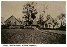 Ohldorf (Ostpr.), Kreis Gumbinnen