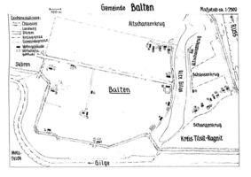 Balten, Kreis Elchniederung