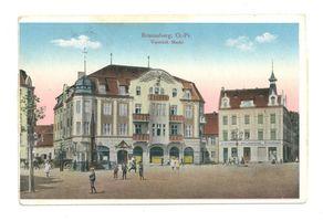 Braunsberg Kr. Braunsberg, Kreis Braunsberg Altstädtischer Markt (fr. Vorstädtischer Markt)