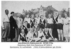 Rastenburg, Stadt, Kreis Rastenburg Hindenburgstraße
