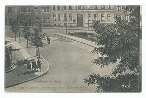 Tilsit, Stadt, Stadtkreis Tilsit Herzog-Albrecht-Platz