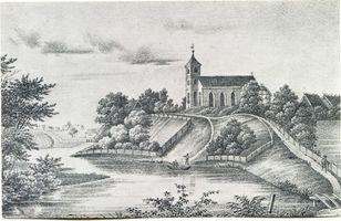 Rudau Kr. Samland, Kirchdorf, Kreis Samland