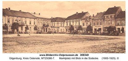 Gilgenburg, Kreis Osterode