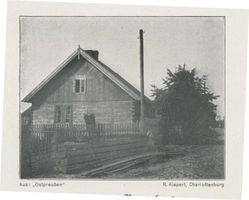 Wartendorf, Kreis Johannisburg