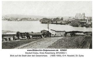 Deutsch Eylau, Kreis Rosenberg