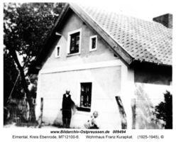 Eimental, Kreis Ebenrode