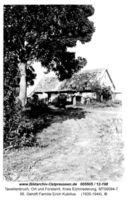 Tawellenbruch, Ort und Forstamt, Kreis Elchniederung