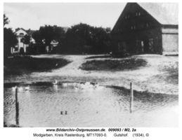 Modgarben, Kreis Rastenburg