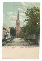 Willenberg Kr. Ortelsburg, Stadt, Kreis Ortelsburg