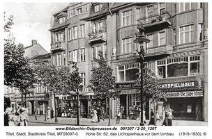 Tilsit, Stadt, Stadtkreis Tilsit Hohe Straße 62
