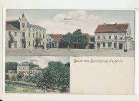 Bischofswerder, Kreis Rosenberg