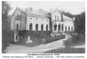 Rodehlen, Kreis Rastenburg