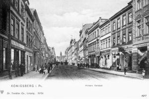 Königsberg (Pr.), Stadtkreis Königsberg Hintere Vorstadt
