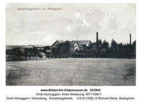 Grenzberg, Kreis Elchniederung