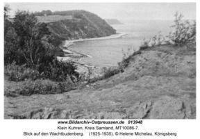Klein Kuhren, Kreis Samland