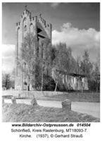 Schönfließ Kr. Rastenburg, Kreis Rastenburg