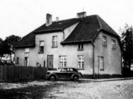 Johannisburg, Kreis Johannisburg Lycker Straße 51