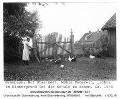 Grünbaum Kr. Elchniederung, Kreis Elchniederung