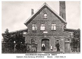 Salpkeim, Kreis Sensburg