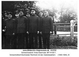 Schwichowshof, Kreis Ebenrode