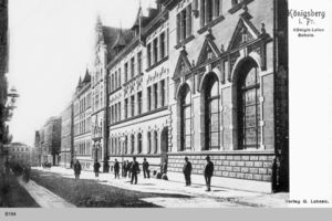 Königsberg (Pr.), Stadtkreis Königsberg Landhofmeisterstraße 24
