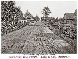 Bismarck, Kreis Heydekrug