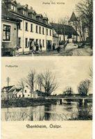 Benkheim, Kreis Angerburg
