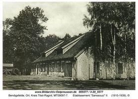 Bendigsfelde, Ort, Kreis Tilsit-Ragnit