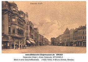 Osterode (Ostpr.), Kreis Osterode
