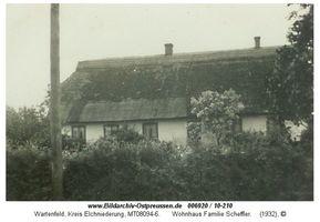 Wartenfeld Kr. Elchniederung, Kreis Elchniederung