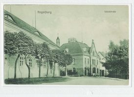 Angerburg Kr. Angerburg, Stadt, Kreis Angerburg Schlossstraße
