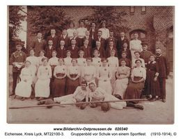 Eichensee, Kreis Lyck