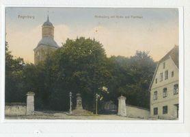 Angerburg Kr. Angerburg, Stadt, Kreis Angerburg Kirchenplatz