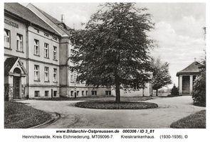 Heinrichswalde Kr. Elchniederung, Kreis Elchniederung