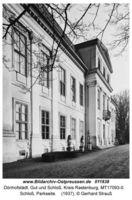 Dönhofstädt, Gut und Schloß, Kreis Rastenburg