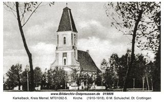 Karkelbeck, Kreis Memel